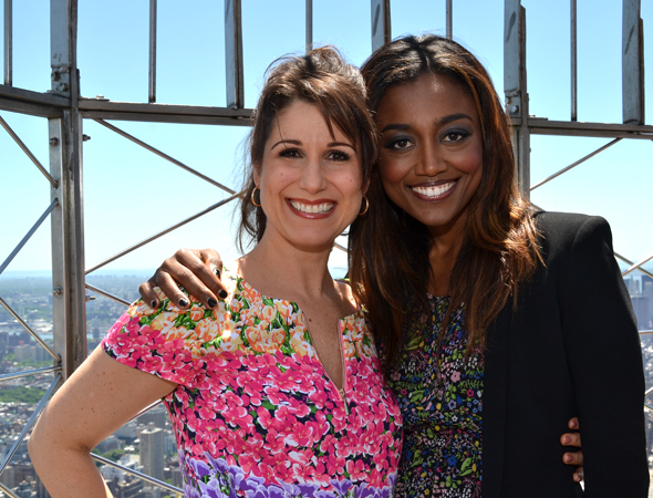Stephanie J. Block and Patina Miller go head-to-head in the Leading Actress in a Musical category.<br />(© David Gordon)