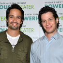 Lin-Manuel Miranda, Linda Lavin, Annabella Sciorra at New York Stage and Film Season Launch