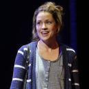 The Office's Jenna Fischer Has Lots of Reasons to Be Happy Off-Broadway