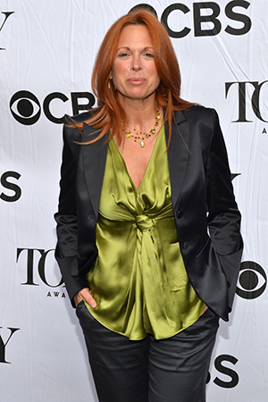 Carolee Carmello is a nominee for her performance as Aimee Semple McPherson in <i>Scandalous</i>.<br />(© David Gordon)