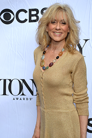 Judith Light is always a red-carpet stunner.<br />(© David Gordon)