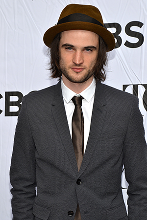 Tom Sturridge is nominated for his stunning performance in the recently closed <i>Orphans</i>.<br />(© David Gordon)