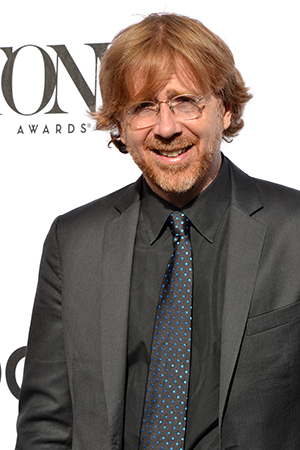 <i>Hands on a Hardbody</i> composer Trey Anastasio is ready for the cocktail party.<br />(© David Gordon)
