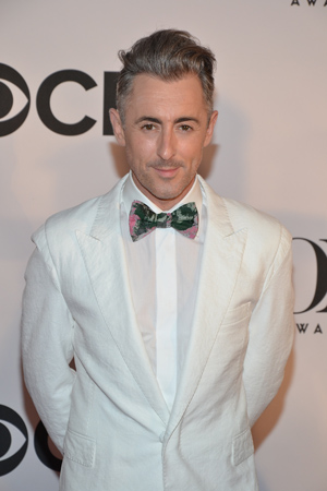 Tony winner Alan Cumming is currently on Broadway in <I>Macbeth</I>. He presents tonight. <br />(© David Gordon)