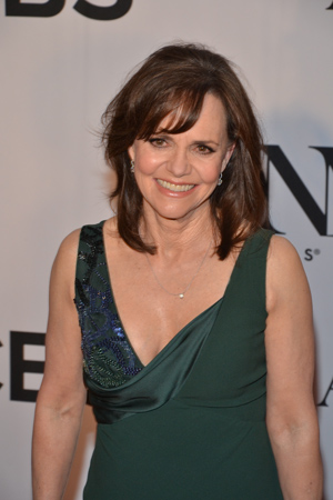 Two-time Academy Award winner Sally Field presents.<br />(© David Gordon)