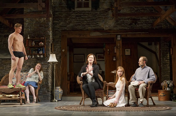 2013 Tony Award winner for Best Play, <i>Vanya and Sonia and Masha and Spike</i>
