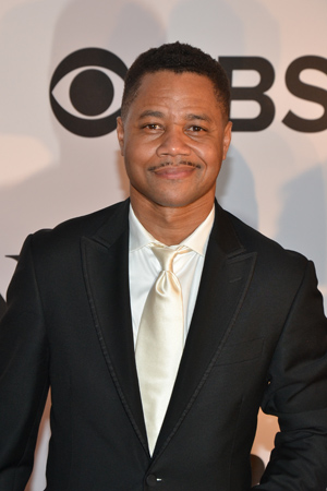 Academy Award winner Cuba Gooding Jr. is currently on Broadway in <I>The Trip to Bountiful</I>.<br />(© David Gordon)