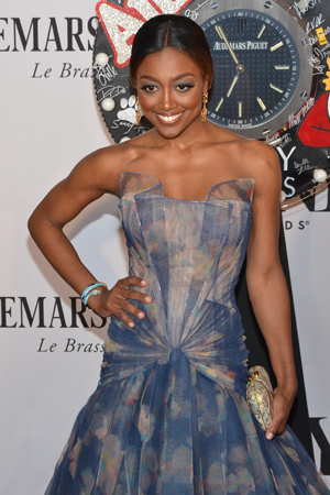 Patina Miller is nominated for Best Performance by an Actress in a Leading Role in a Musical for <I>Pippin</I>.<br />(© David Gordon)