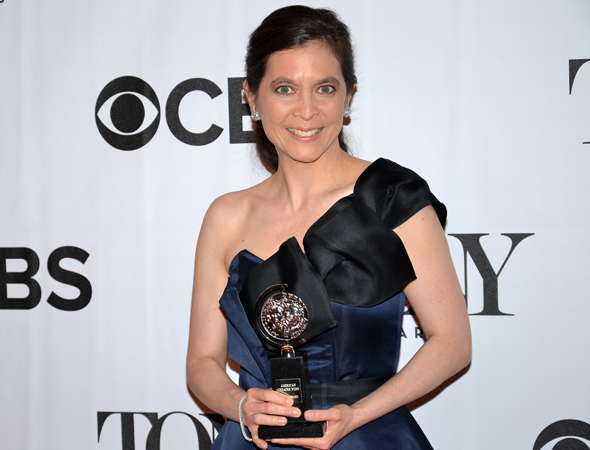 Diane Paulus, Best Director of a Musical for <i>Pippin</i><br />(© David Gordon)