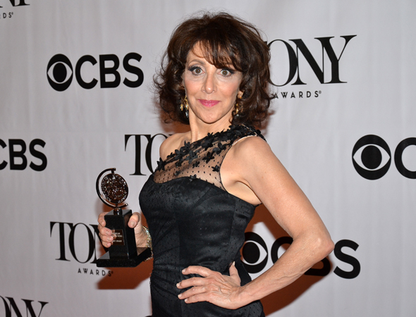 Andrea Martin, Best Featured Actress in a Musical for <i>Pippin</i><br />(© David Gordon)