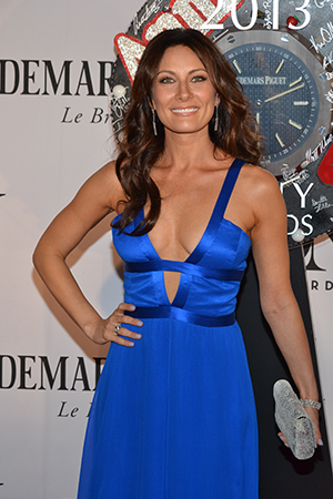 Laura Benanti is one of the evening's performers.<br />(© David Gordon)