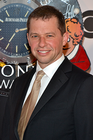 Jon Cryer stars on the long-running CBS series <i>Two and a Half Men</i>.<br />(© David Gordon)