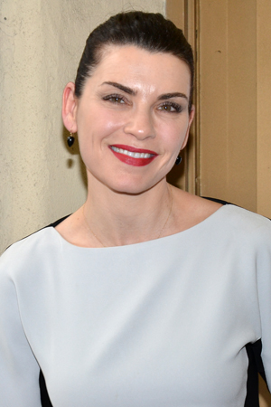 Julianna Margulies will next be seen on stage in MCC Theater's benefit reading of Neil LaBute's <i>The Mercy Seat</i> on June 17.<br />(© David Gordon)