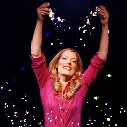 Sherie Rene Scott in <i>Everyday Rapture</i>