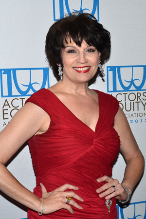 Beth Leavel won a Tony Award for her performance as the title role in <i>The Drowsy Chaperone</i>.<br />(© David Gordon)