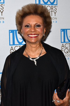 Leslie Uggams won a Tony Award for her Broadway debut performance in <i>Hallelujah, Baby!</i><br />(© David Gordon)