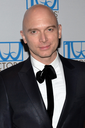 Michael Cerveris recently played George Balanchine in Lincoln Center Theater's Off-Broadway production of <i>Nikolai and the Others</i>.<br />(© David Gordon)