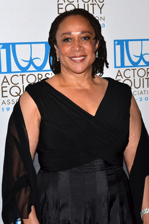 S. Epatha Merkerson last appeared on Broadway in Manhattan Theatre Club's revival of <i>Come Back, Little Sheba</i>.<br />(© David Gordon)