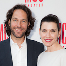 Paul Rudd and Julianna Margulies of MCC Theater's Reading of Neil LaBute's The Mercy Seat