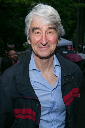 Sam Waterston is excited for an evening of Shakespeare.<br />(© Simon Luethi)