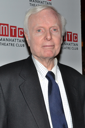 John McMartin plays Professor Sloane.<br />(© David Gordon)
