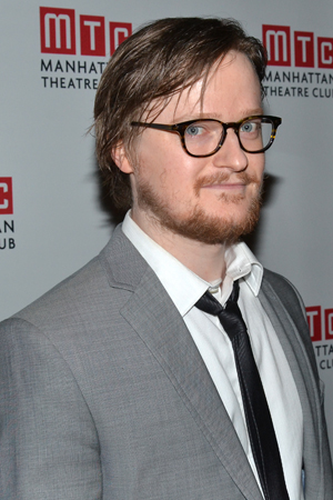 Steven Boyer appears as Professor Walling.<br />(© David Gordon)