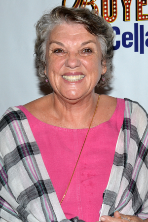 Tyne Daly recently finished performing in Terrence McNally's new play, <i>Mothers and Sons</i>, at the Bucks County Playhouse.<br />(© David Gordon)