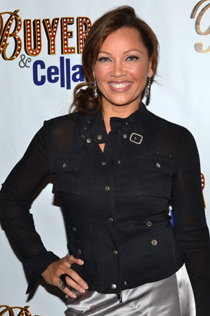 Vanessa Williams is excited to cheer on her <i>Ugly Betty</i> co-star, Michael Urie.<br />(© David Gordon)