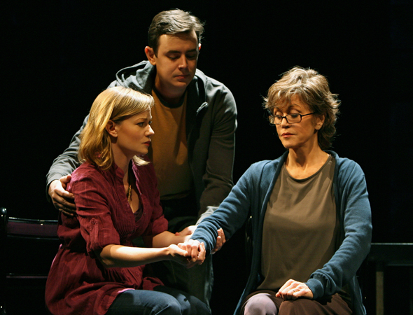 Colin Hanks, who played the religious freak Travis Marshall in season six, made his Broadway debut in the 2009 Broadway production of <i>33 Variations</i> opposite Jane Fonda and Samantha Mathis.<br />(© Joan Marcus)