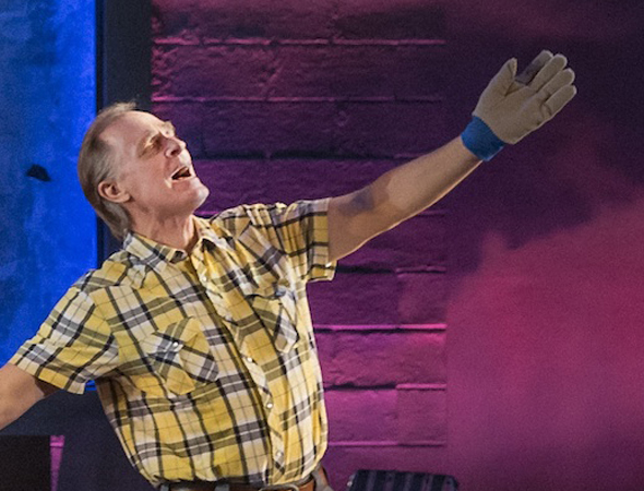 Before Keith Carradine kept his <i>Hands on a Hardbody</i>, he played slain police detective Frank Lundy throughout the first four seasons of <i>Dexter</i>. Prior to that role, he appeared on Broadway in <i>Dirty Rotten Scoundrels</i>, <i>The Will Rogers Follies</i>, and <i>Hair</i>.<br />(© Chad Batka)