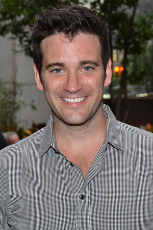 Colin Donnell appeared in Roundabout Theatre Company's acclaimed revival of <i>Anything Goes</i>.<br />(© David Gordon)