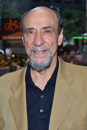 Stage veteran F. Murray Abraham is getting ready to film episodes of the popular Showtime series <i>Homeland</i>.<br />(© David Gordon)