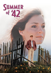 Cover art for the 1972 film <i>Summer of '42</i>
