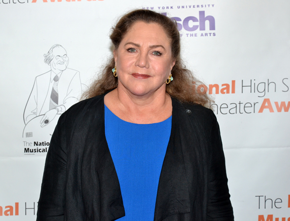 One of the grown-ups on hand was stage and screen veteran Kathleen Turner.<br />(© David Gordon)