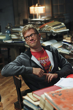 Barrett Foa in <i>NCIS: Los Angeles</i>.