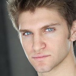 Keegan Allen of ABC Family's <i>Pretty Little Liars</i>