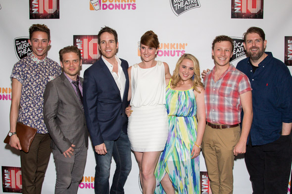 The cast of <i>God's Country</i>.<br />(© Seth Walters)