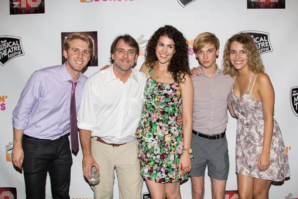 The cast of <i>Swiss Family Robinson</i>.<br />(© Seth Walters)