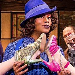Billy Porter in <i>Kinky Boots</i>.