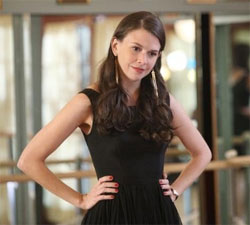 Sutton Foster in <i>Bunheads</i>