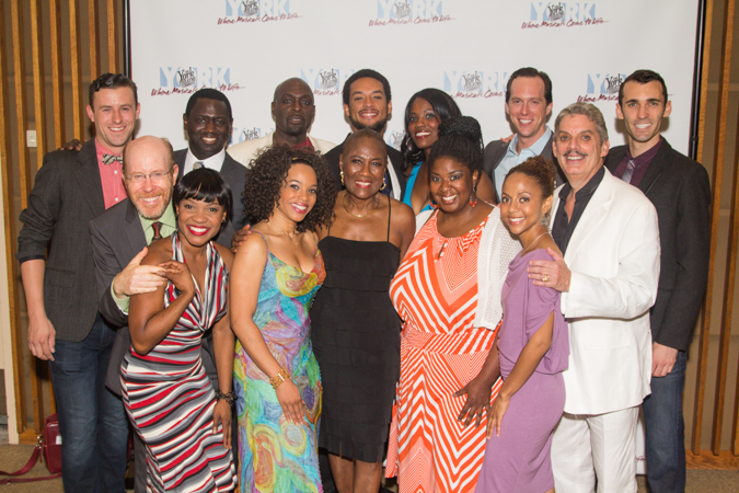 The cast of <i>Storyville</i><br />(© Seth Walters)