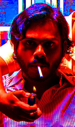 Rohan Kymal in <I>Red Wednesday</I>.