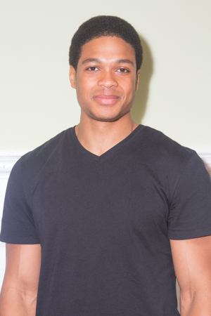 Ray Fisher is ready to portray Muhammad Ali. <br />(© Seth Walters)