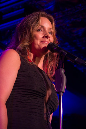 Alice Ripley will perform at 54 Below on August 3.<br />(© Seth Walters)