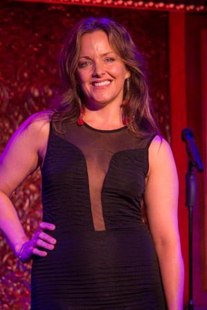 Alice Ripley is looking forward to her upcoming show at 54 Below.<br />(© Seth Walters)