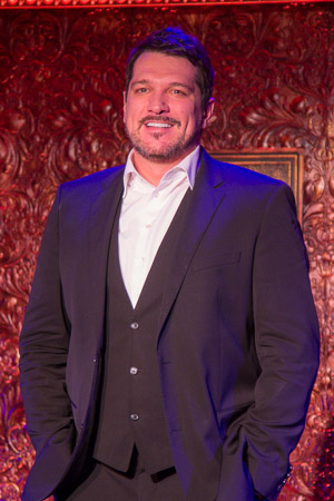 Paulo Szot smiles for TheaterMania.<br />(© Seth Walters)