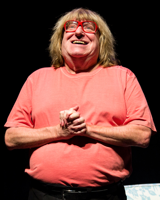 Bruce Vilanch stars in <i>Rubble</i>.