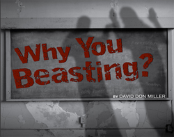<i>Why You Beasting?</i> artwork, courtesy of New York Rep.