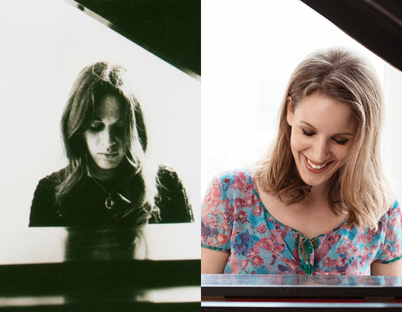 Carole King (album cover); Jessie Mueller as Carole King