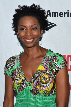 Sharon Washington appeared in the Public Theater's recent production of <i>Wild With Happy</i>.<br />(© David Gordon)